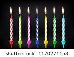 vector 3d realistic different... | Shutterstock .eps vector #1170271153