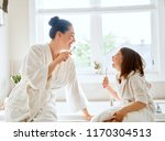 happy family  mother and... | Shutterstock . vector #1170304513