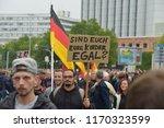 chemnitz  germany   september...   Shutterstock . vector #1170323599