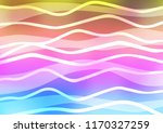light multicolor  rainbow... | Shutterstock .eps vector #1170327259