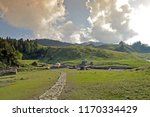 the khaptad national park is a... | Shutterstock . vector #1170334429
