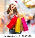 Christmas Shopping. Fashion...