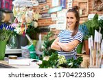 portrait of smiling young... | Shutterstock . vector #1170422350