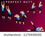 fitness motivation quote   Shutterstock . vector #1170430420