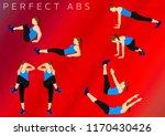 fitness motivation quote   Shutterstock . vector #1170430426