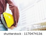 close up backside view of...   Shutterstock . vector #1170474136