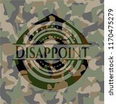 disappoint on camouflaged...   Shutterstock .eps vector #1170475279