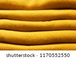 stack of trend ceylon yellow... | Shutterstock . vector #1170552550