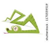 funny cartoon illustration of...   Shutterstock .eps vector #1170559519