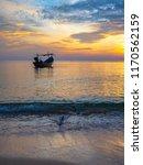 anchor on the beach | Shutterstock . vector #1170562159