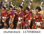 kisama heritage village  kohima ... | Shutterstock . vector #1170580663