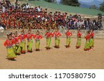 kisama heritage village  kohima ... | Shutterstock . vector #1170580750