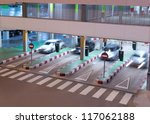 parking garage at the airport | Shutterstock . vector #117062188