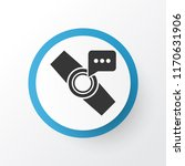 smart watch notification icon... | Shutterstock .eps vector #1170631906