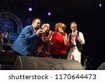 nis   august 10  the manhattan... | Shutterstock . vector #1170644473