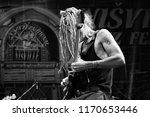 nis   august 10  omar hakim and ... | Shutterstock . vector #1170653446