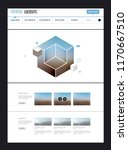 modern cool website design...
