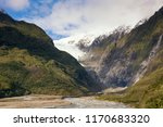 view on the scenic panorama of...   Shutterstock . vector #1170683320
