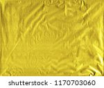 shiny yellow gold wrapping... | Shutterstock . vector #1170703060