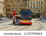 prague  czech republic   august ... | Shutterstock . vector #1170709063
