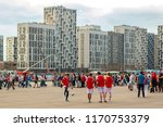 moscow  russian   july 7  2018  ... | Shutterstock . vector #1170753379