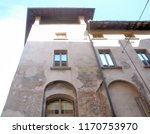 municipal building with... | Shutterstock . vector #1170753970