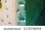 aerial drone photo of natural... | Shutterstock . vector #1170758959