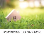copy space of home and life... | Shutterstock . vector #1170781240