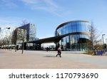 london  england 7 march 2015 ... | Shutterstock . vector #1170793690