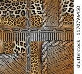 knitwear fabric texture and... | Shutterstock . vector #1170796450