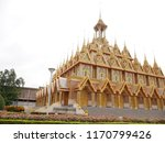 this is the crystal temple  wat ...   Shutterstock . vector #1170799426