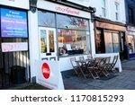 london  england 24 january 2015 ... | Shutterstock . vector #1170815293