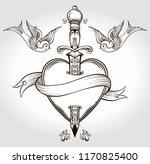 isolated vector illustration of ... | Shutterstock .eps vector #1170825400