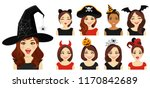 halloween headbands and hat...