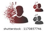 crime violation fist strike... | Shutterstock .eps vector #1170857746