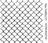wire fence inspired marker... | Shutterstock .eps vector #1170891790