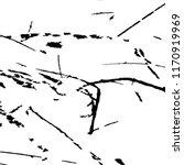 monochrome grunge pattern.... | Shutterstock .eps vector #1170919969