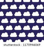 seamless pattern  cloud art... | Shutterstock .eps vector #1170946069