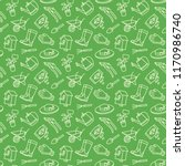 garden icon tool pattern simple ...   Shutterstock .eps vector #1170986740