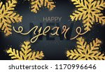 greeting card  invitation with... | Shutterstock .eps vector #1170996646