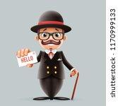 great britain businessman... | Shutterstock .eps vector #1170999133
