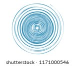 funnel on a white background | Shutterstock .eps vector #1171000546