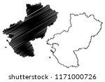 pays de la loire  france ... | Shutterstock .eps vector #1171000726