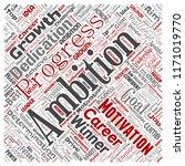 vector conceptual leadership... | Shutterstock .eps vector #1171019770