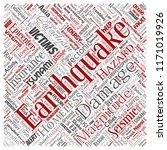 vector conceptual earthquake...   Shutterstock .eps vector #1171019926
