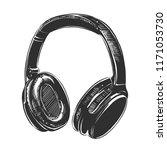 engraved style illustration for ... | Shutterstock . vector #1171053730
