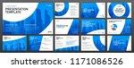 business powerpoint... | Shutterstock .eps vector #1171086526