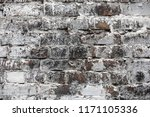 red white wall background. old...   Shutterstock . vector #1171105336