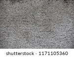 smooth bare concrete wall with...   Shutterstock . vector #1171105360