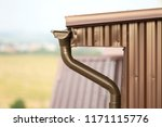 close up detail of cottage... | Shutterstock . vector #1171115776